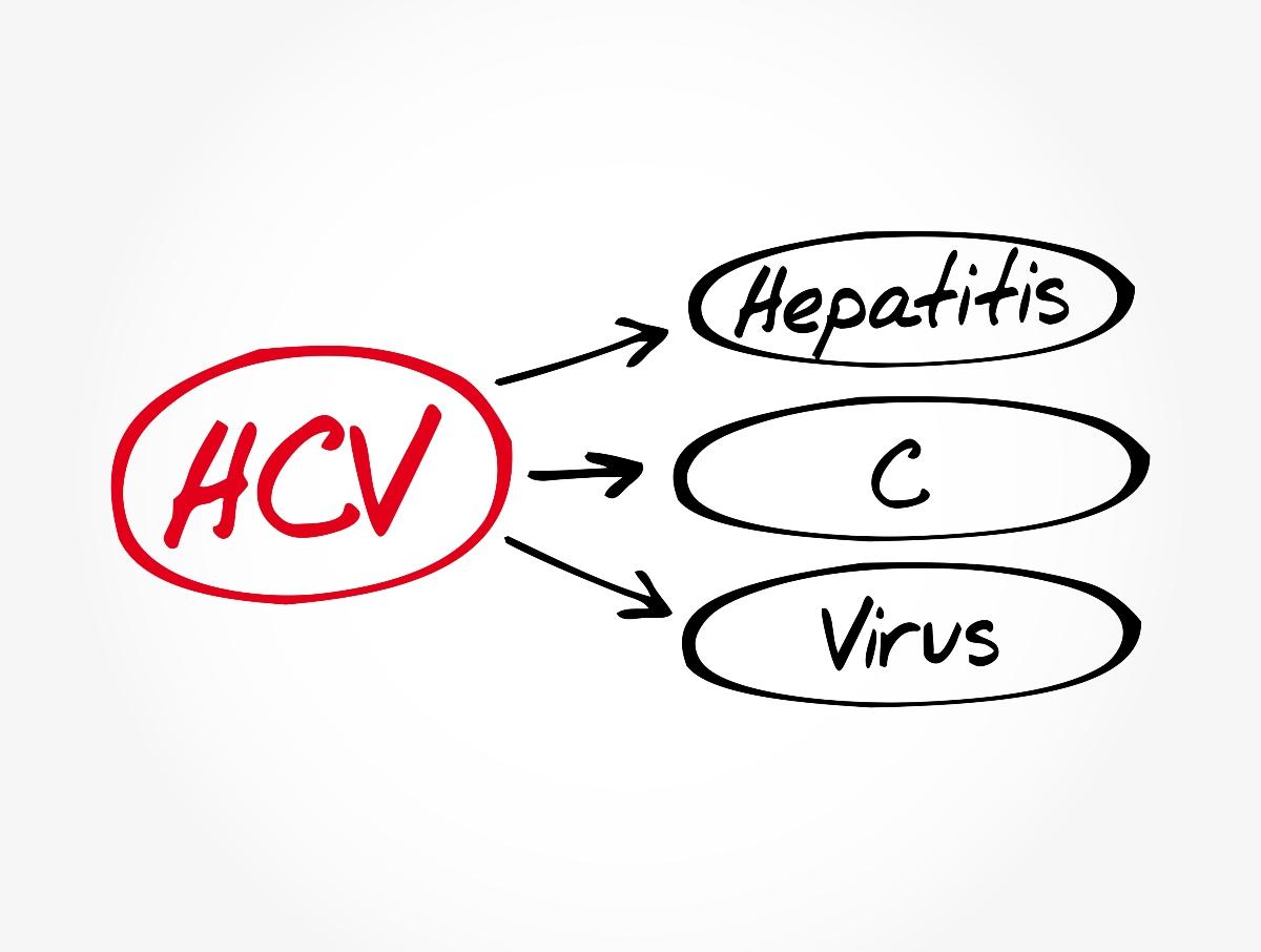 epatite C e virus HCV