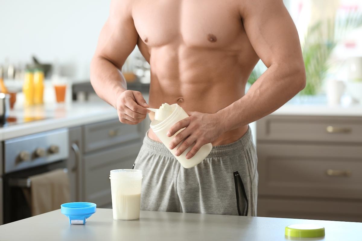 frullati proteici in polvere fanno bene?