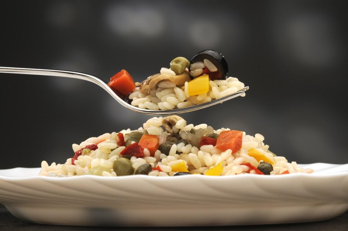 insalata di riso ingredienti