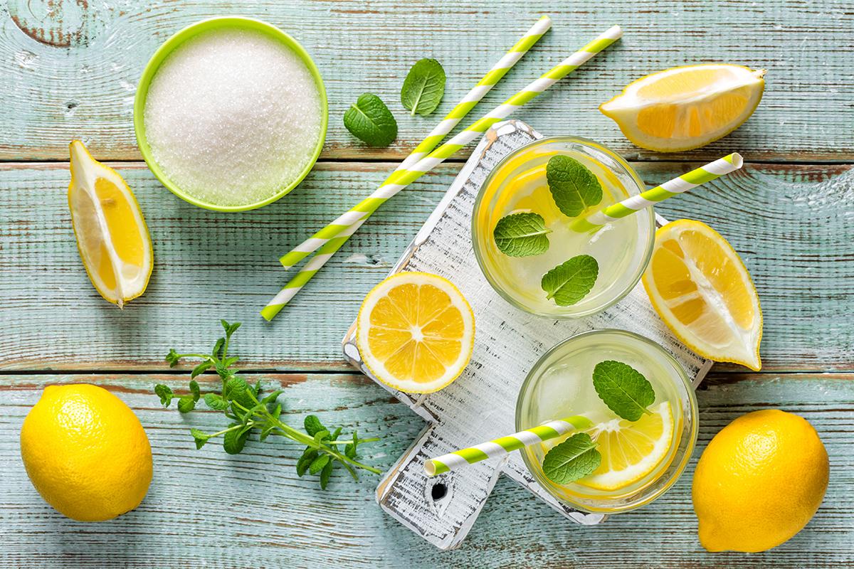 limonata fatta in casa