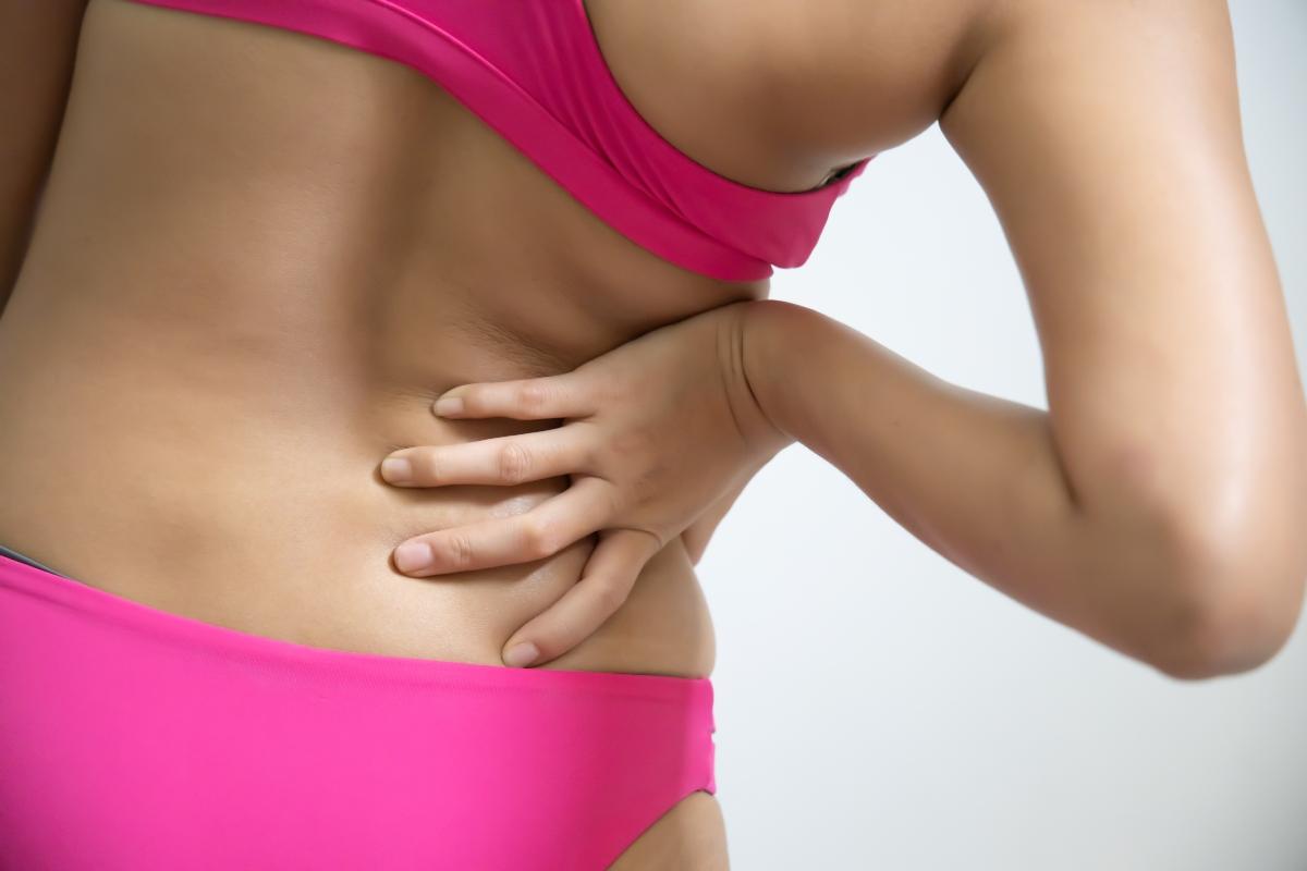 mal di schiena: sintomi