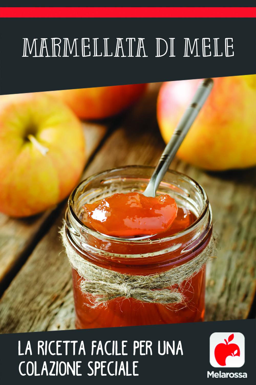 marmellata di mele Pinterest