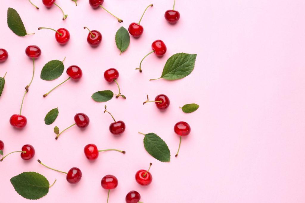 maschere di bellezza con le ciliegie