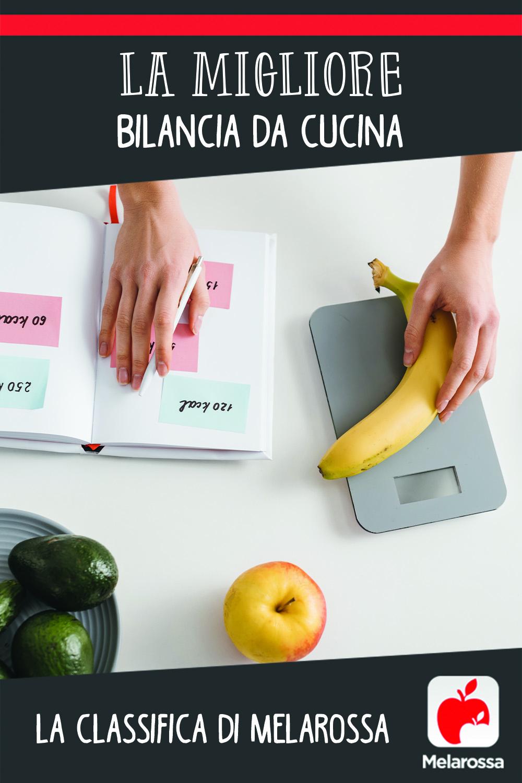 migliori bilance da cucina: Pinterest