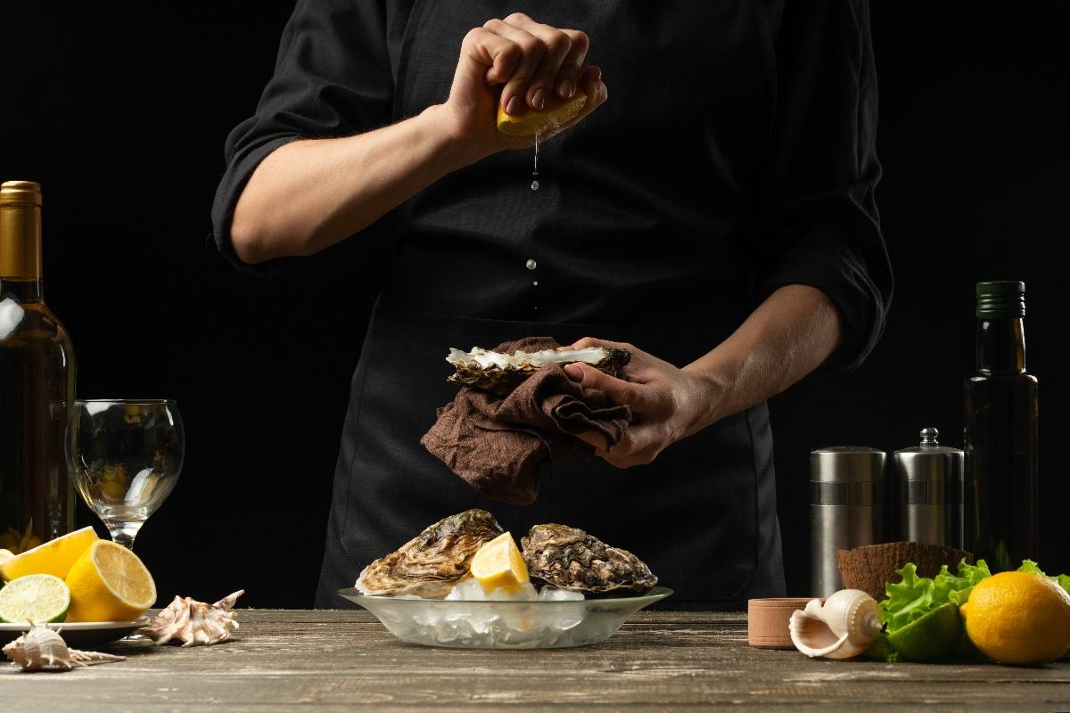 ostriche: ricette e abbinamenti