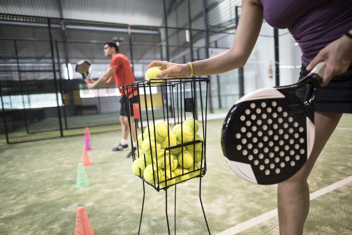paddle tennis: lezioni