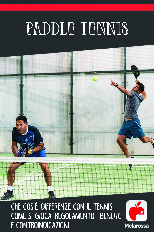 paddle tennis: cos'è, differenze con tennis, benefici e storia
