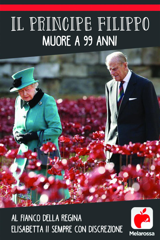 Il principe Filippo muore a 99 anni, al fianco della regina Elisabetta II sempre con discrezione