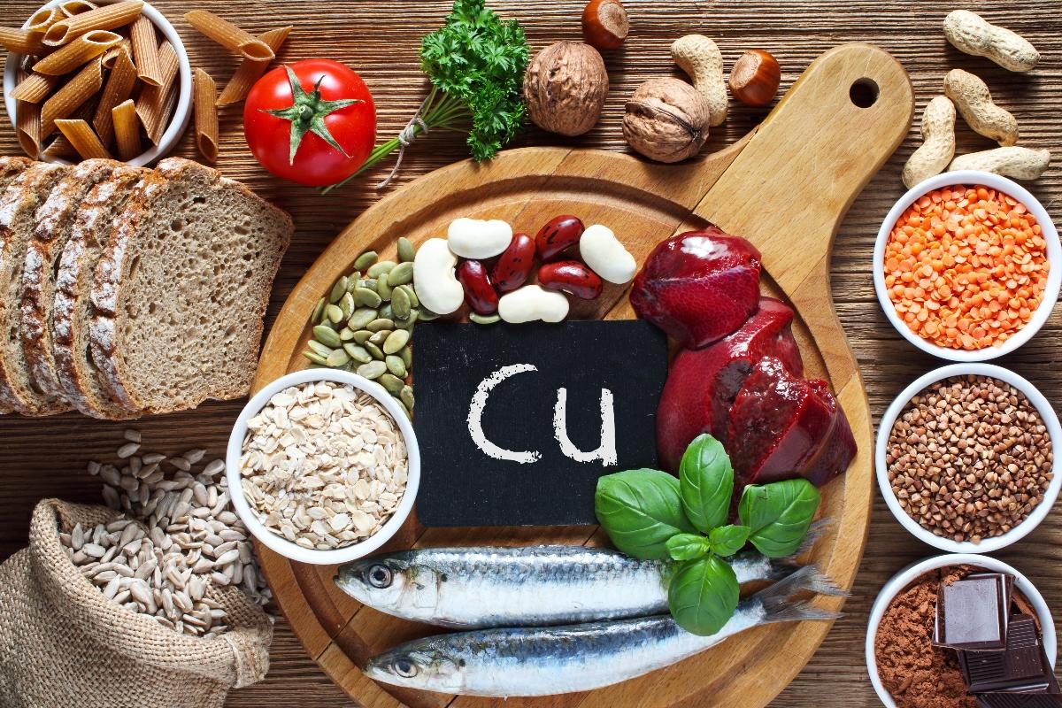 Rame: cos'è, benefici e fabbisogno, alimenti ricchi , carenze ed eccesso