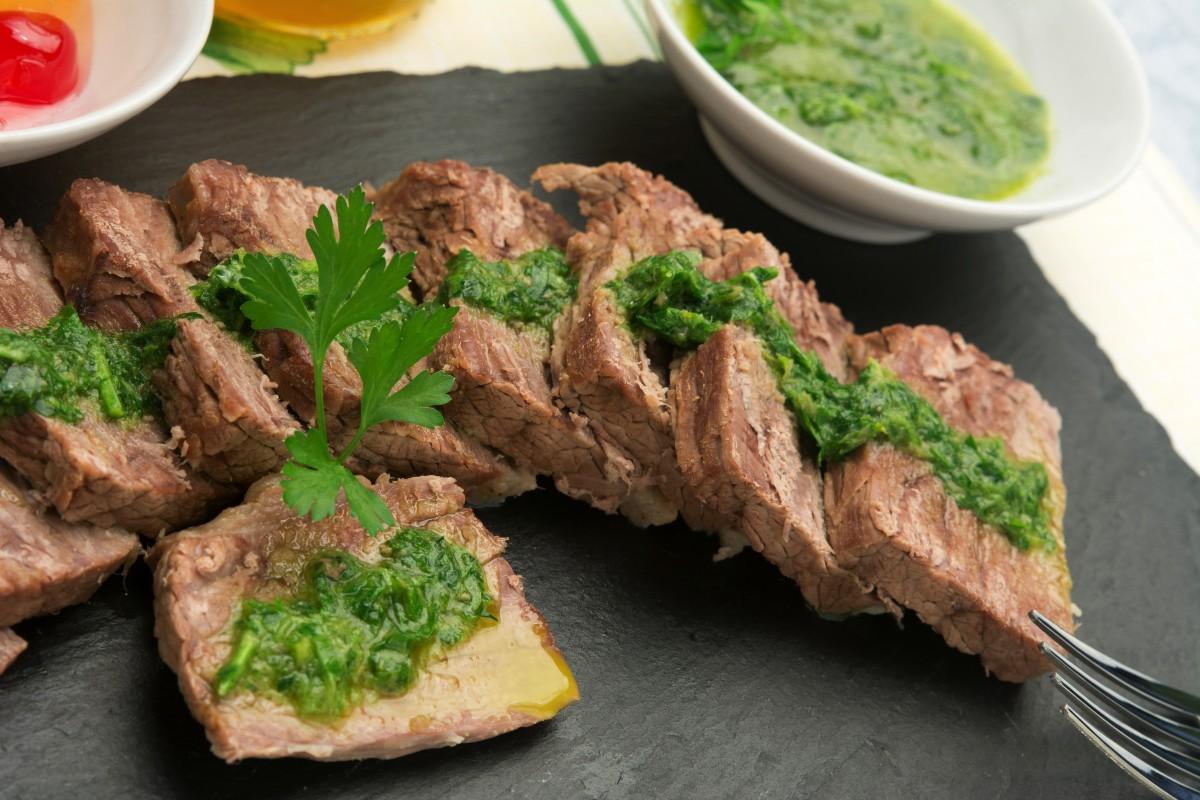 salsa verde per bollito