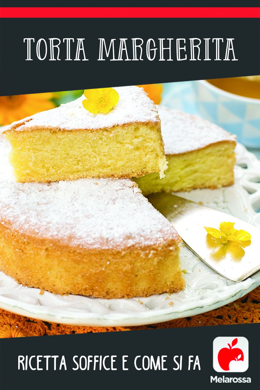 torta margherita Pinterest