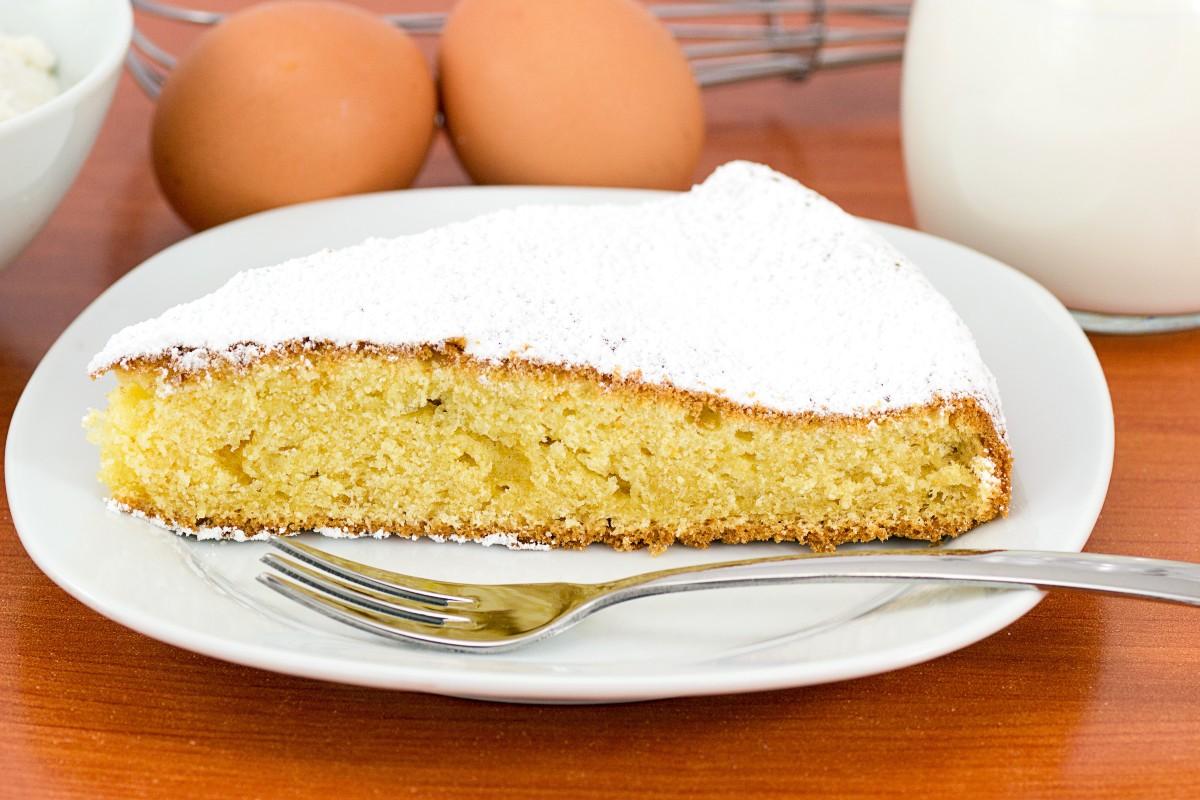 torta margherita soffice