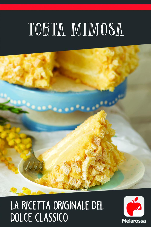 torta mimosa: Pinterest