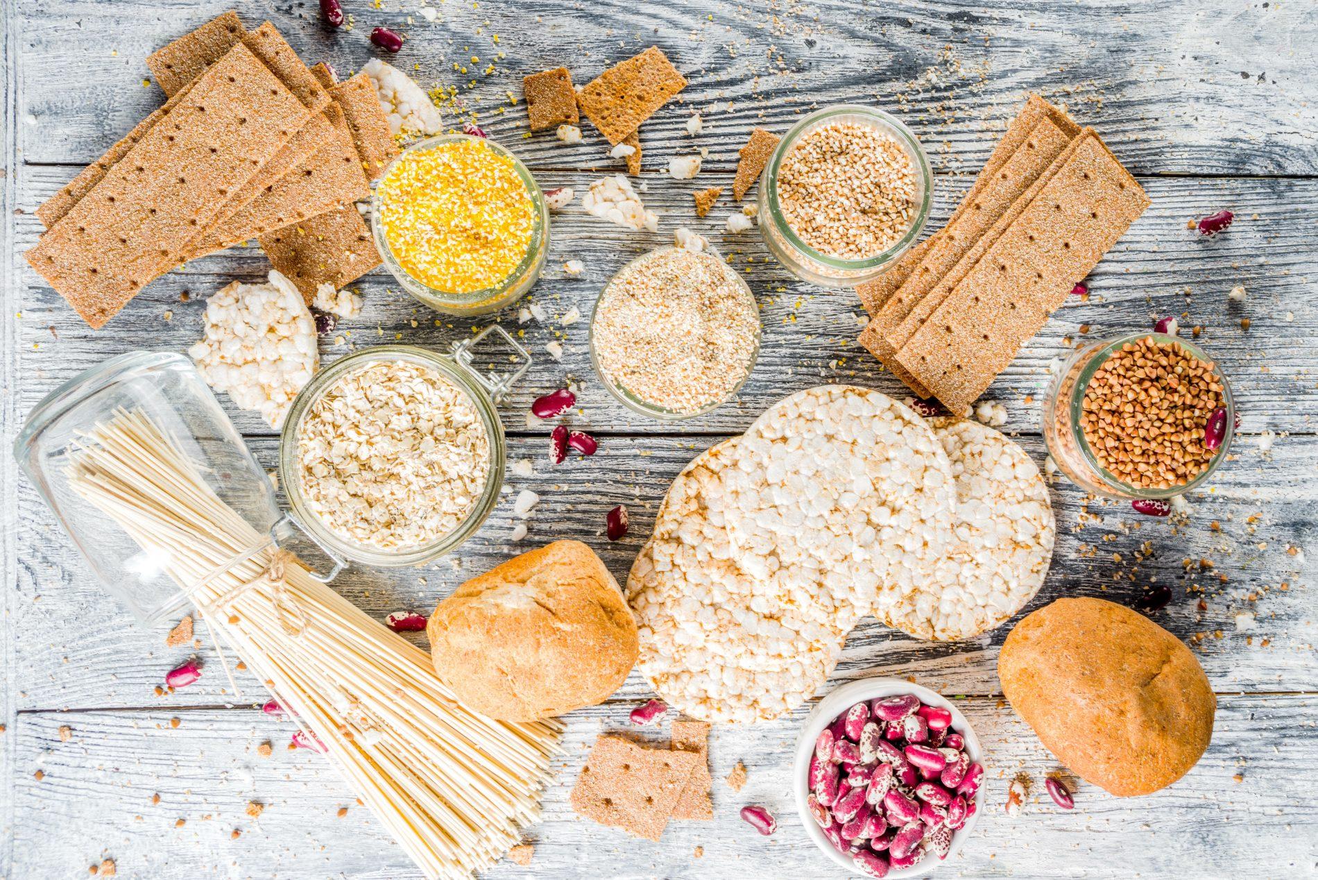 alimenti senza glutine- lista