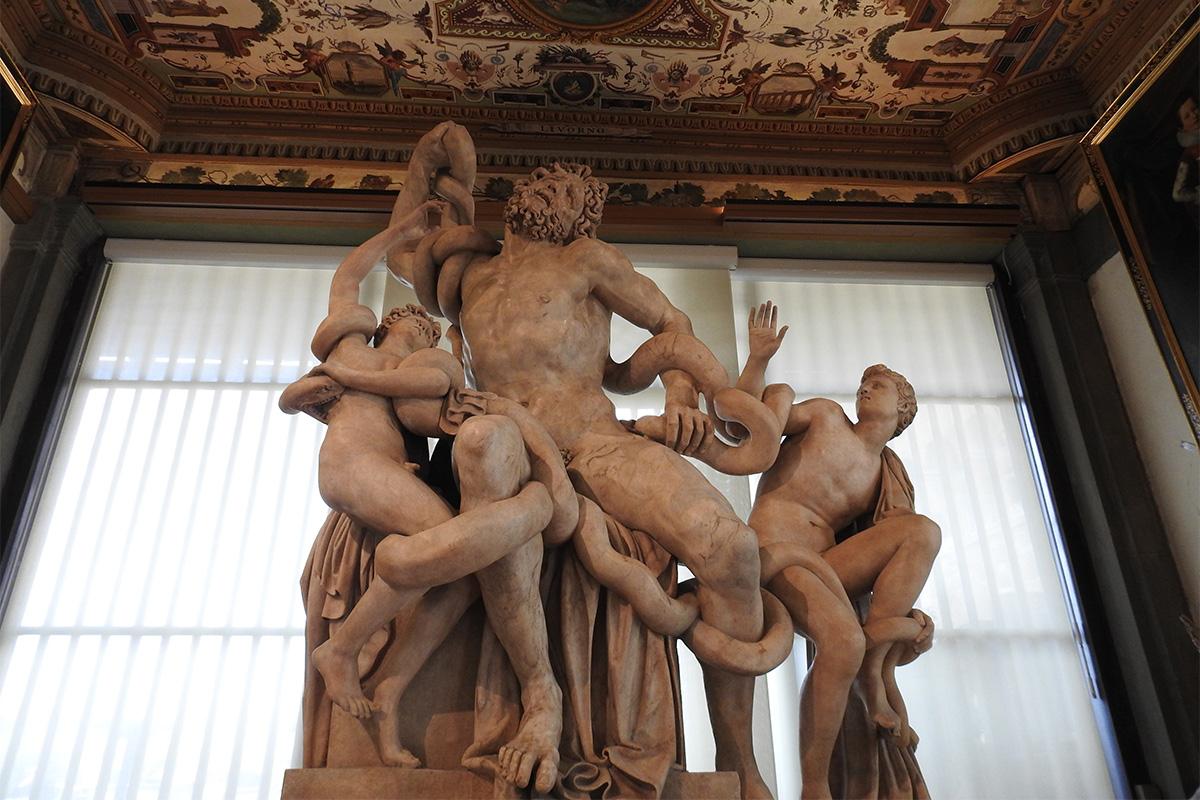 Alla scoperta di Firenze: il Laocoonte