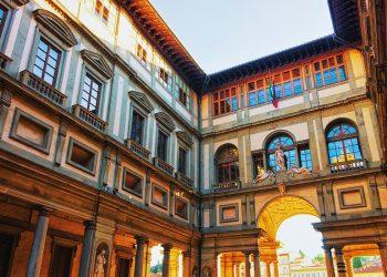 Alla scoperta di Firenze: gli Uffizi museo