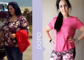 Dieta Melarossa Angela 50 kg