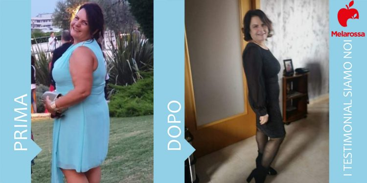 Dieta Melarossa Angela 15 kg