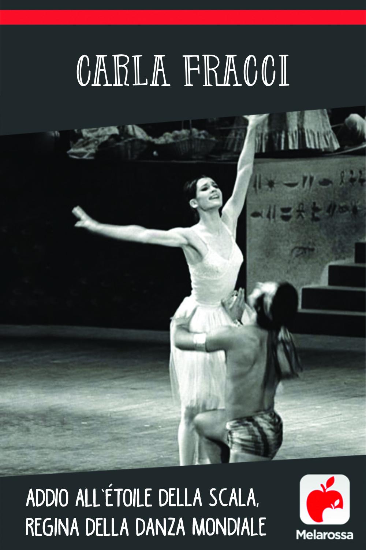 Carla Fracci: addio all'étoile della Scala, regina della danza mondiale