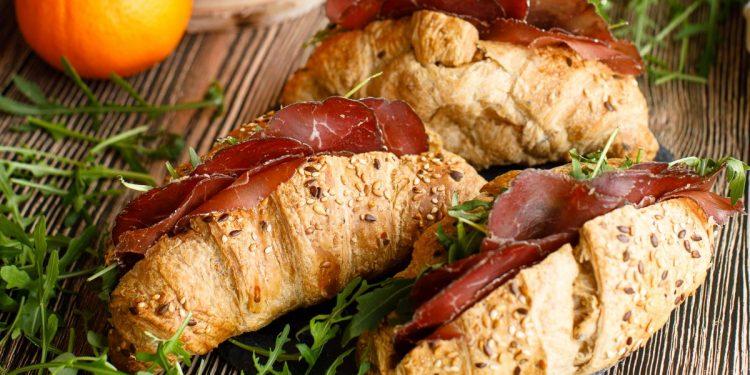Cornetti salati: un antipasto delizioso