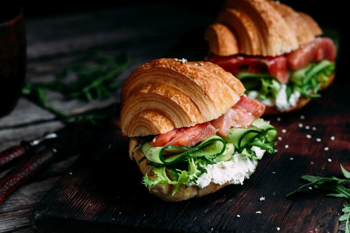 Cornetti salati: appetitosi e facili