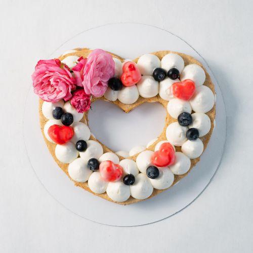Cream tart: bella e buona