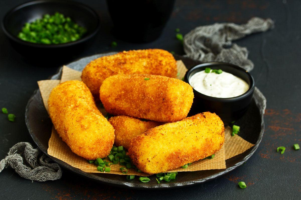 Crocchette di patate: un antipasto amato da tutti
