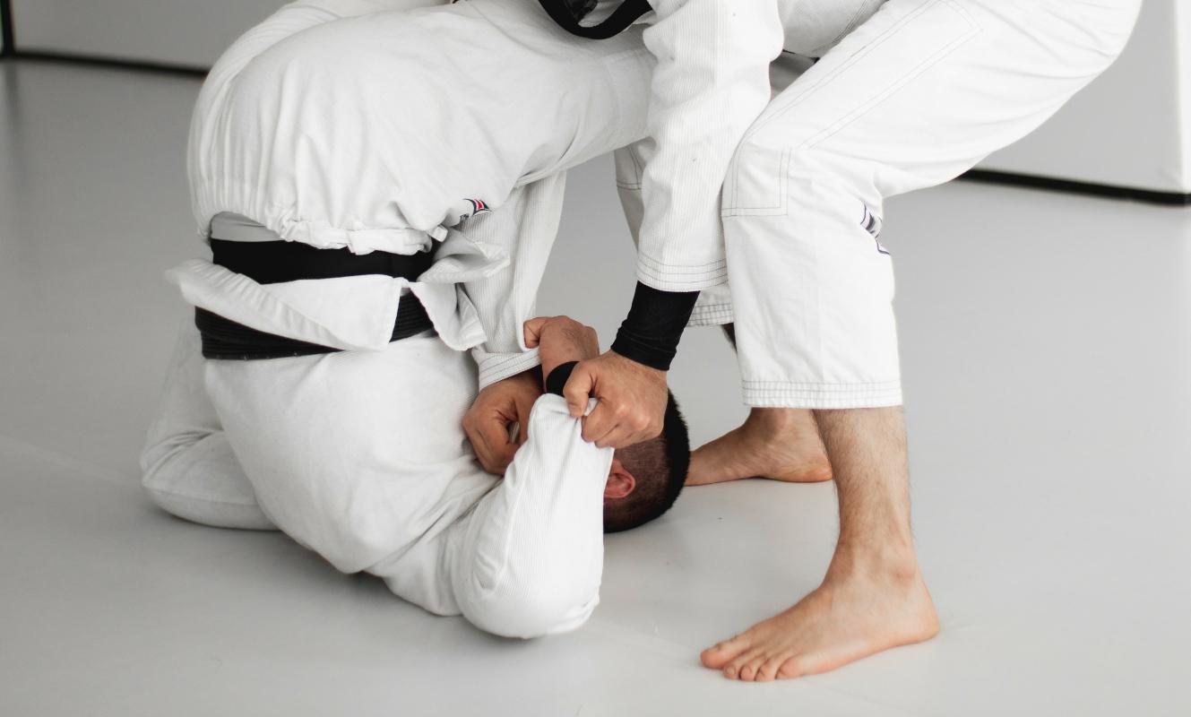 ju jitsu: tecniche