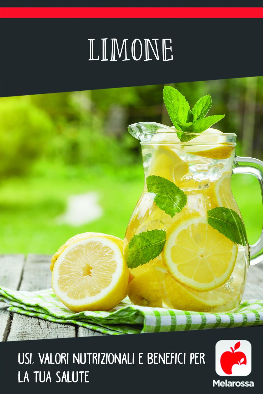 limone: benefici e ricette