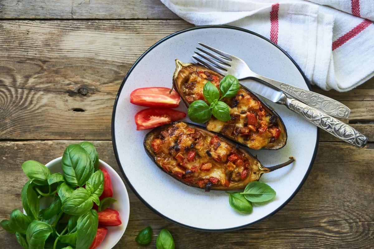 Melanzane al forno: sane, complete e golose