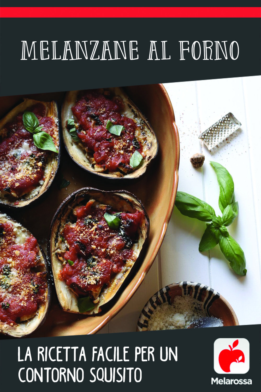 melanzane al forno ricettta