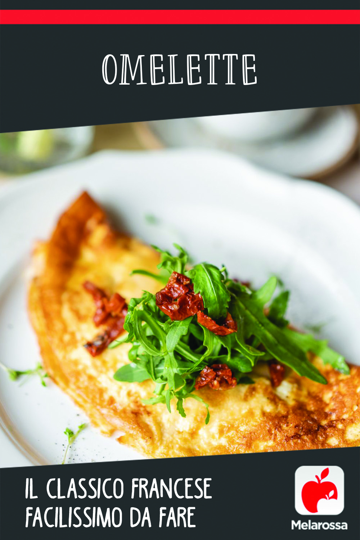 Omelette ricetta classica