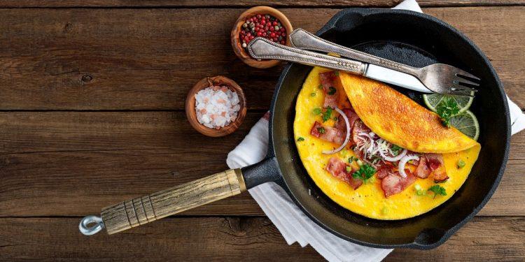 Omelette: gustosa e veloce