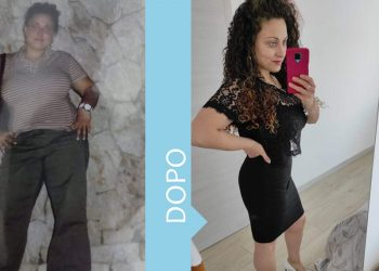 Dieta melarossa Paola 20 kg