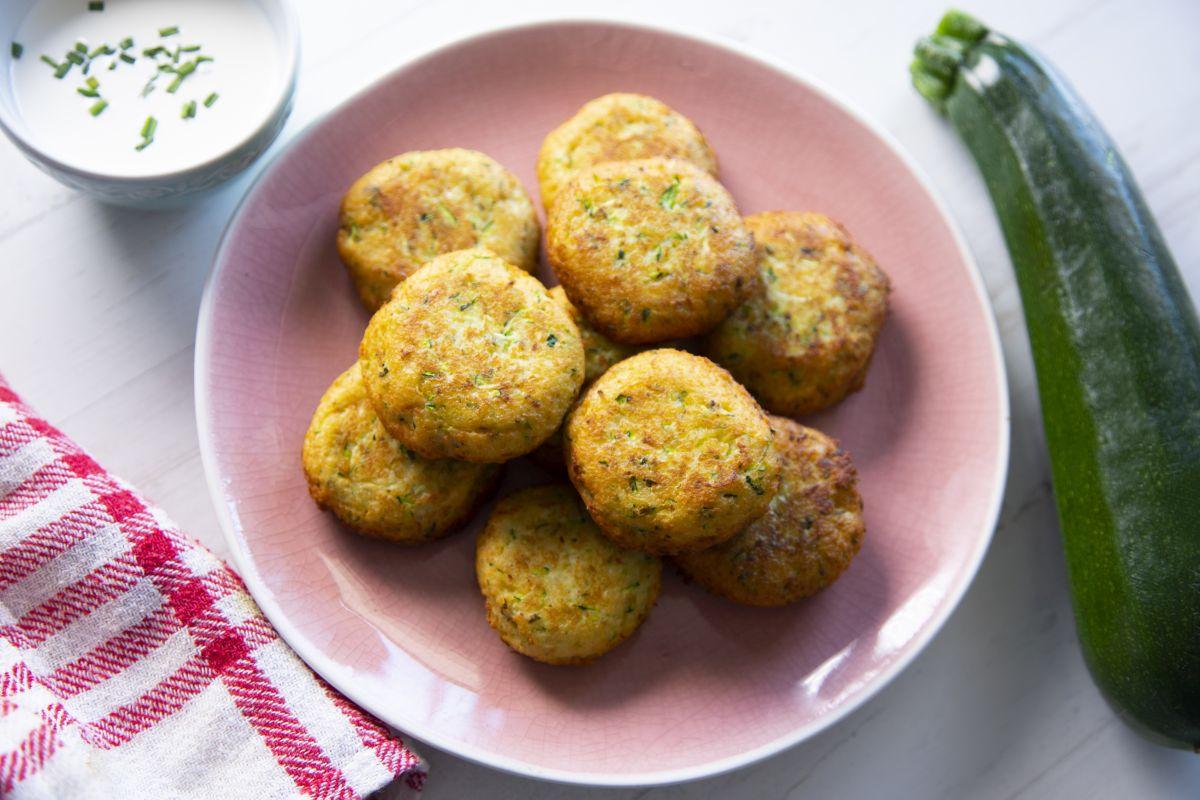 Polpette di zucchine: leggere e gustose