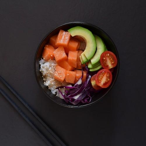 ricetta poke bowl