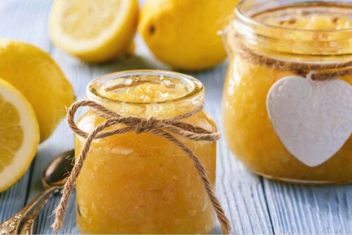 ricette con limone: marmellata di limoni
