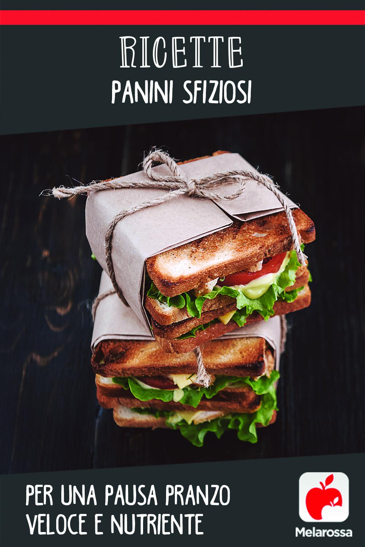 ricette panini sfiziosi: come farcirli