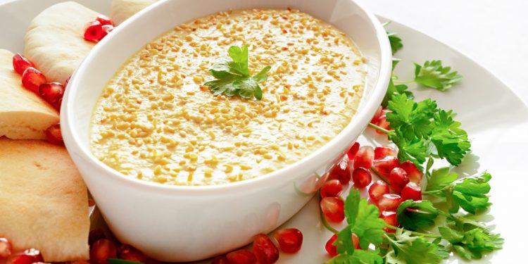 salsa tahina: come farla in casa