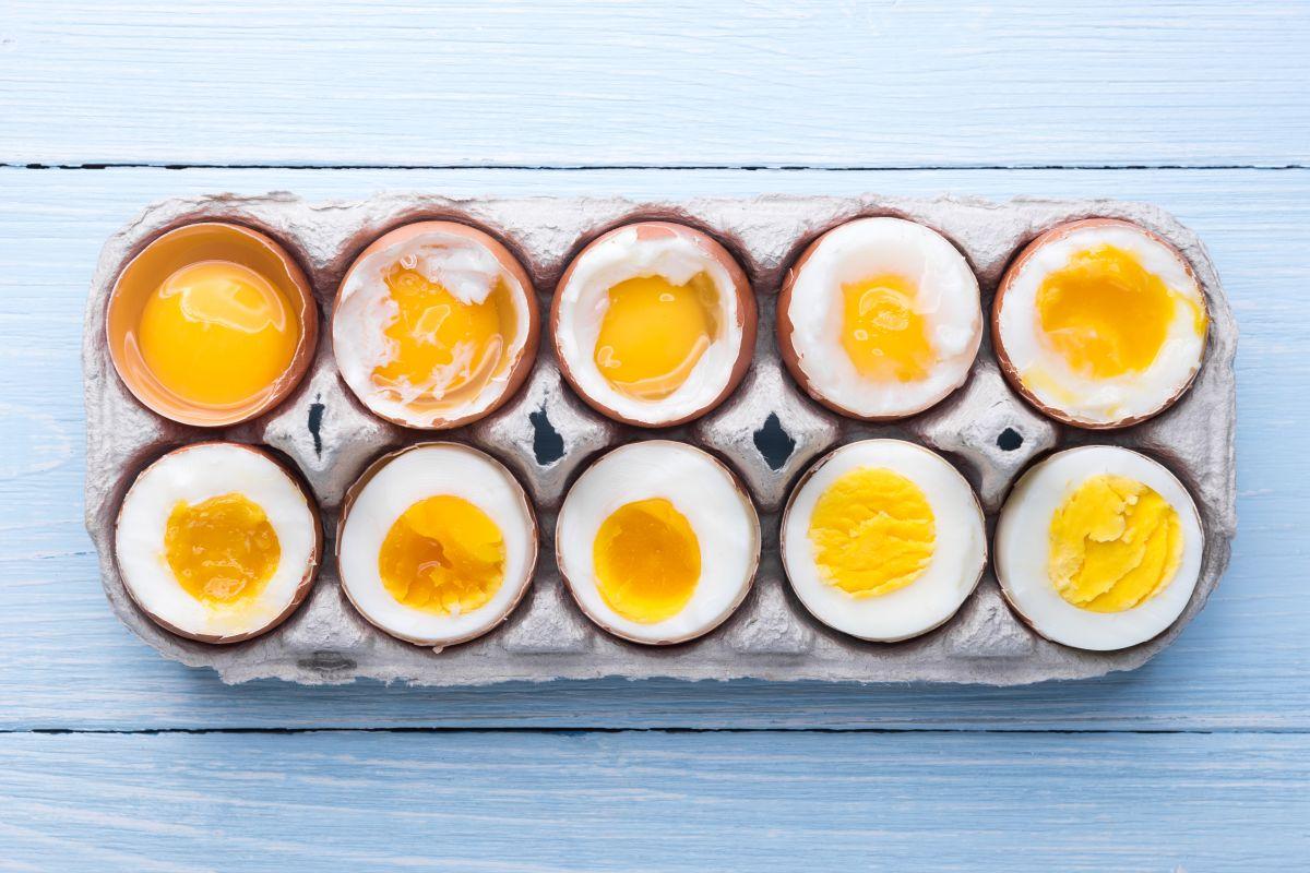 Uova sode: i tempi di cottura perfetti