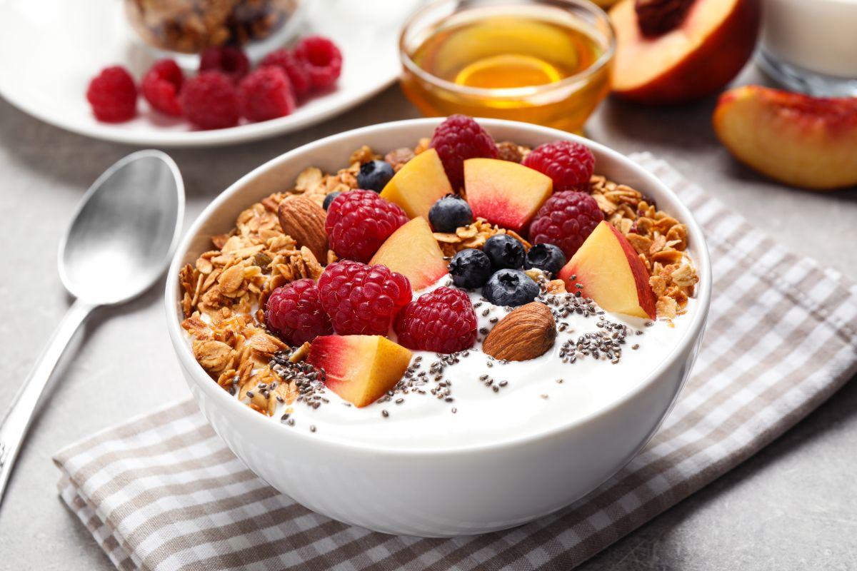 Yogurt fatto in casa: la colazione perfetta
