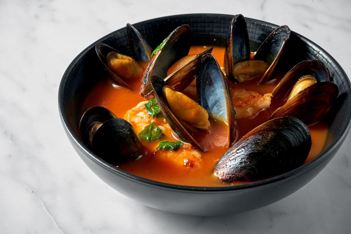 Zuppa di pesce: sana e golosa