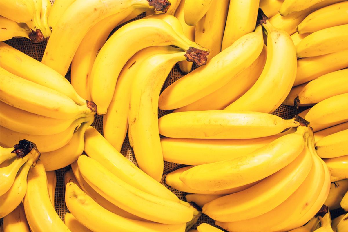 Alimenti con meno di 120 calorie: banane