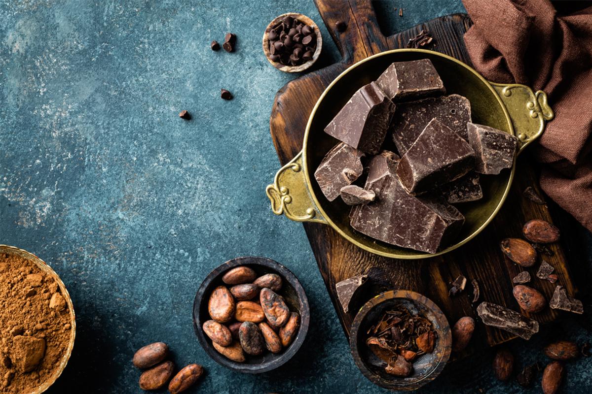 Alimenti con meno di 120 calorie: cioccolato