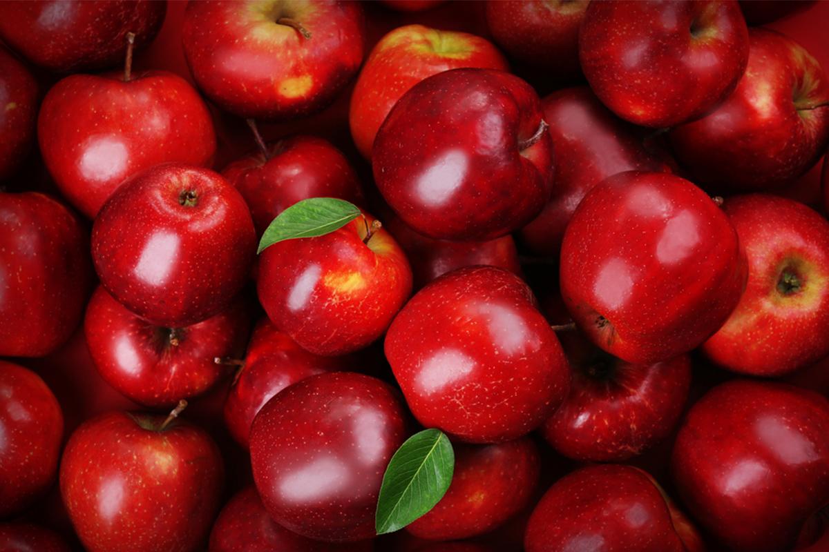 Alimenti con meno di 120 calorie: mele