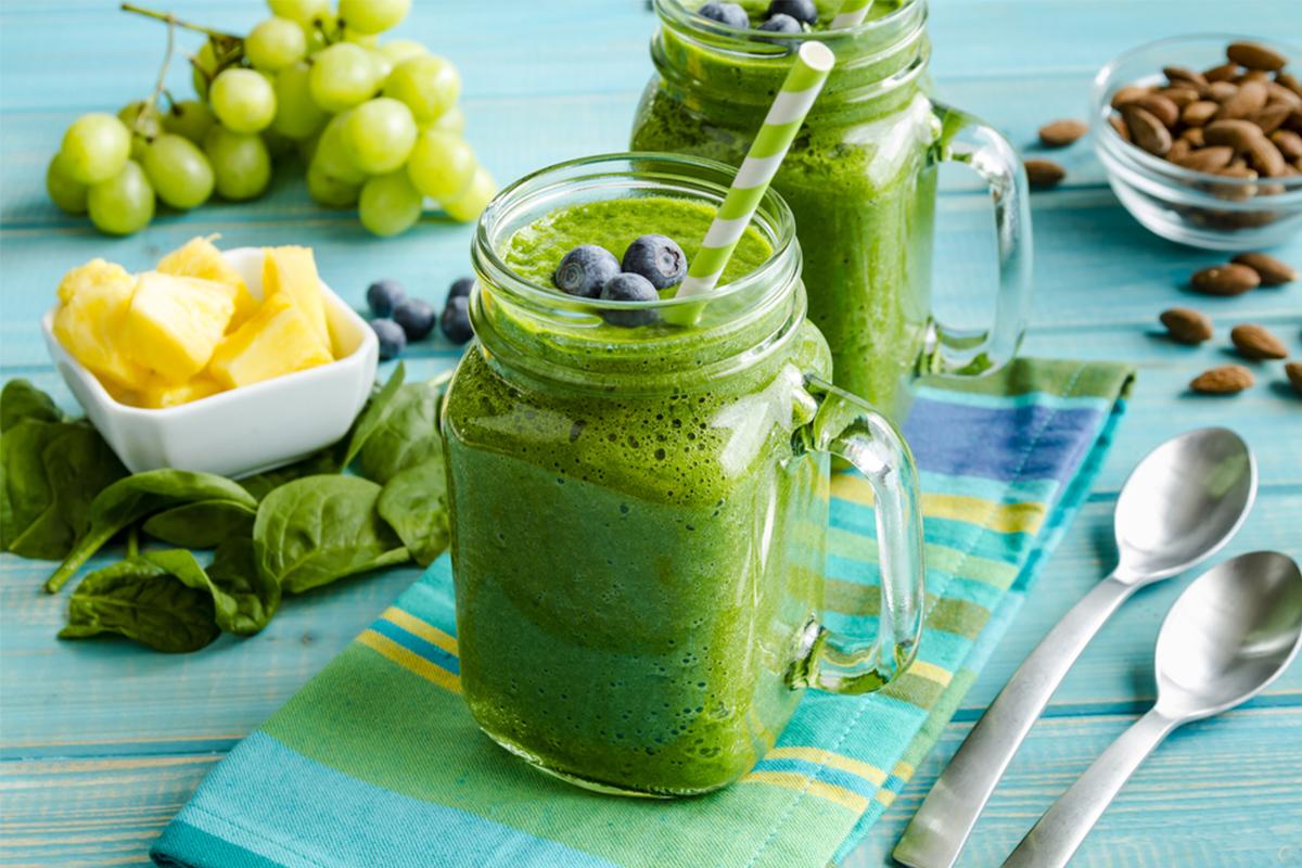 Alimenti con meno di 120 calorie: smoothie