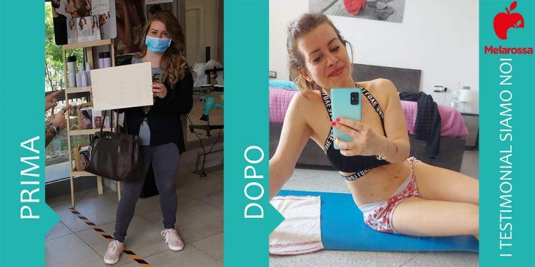 Dieta Melarossa Claudia 12 kg
