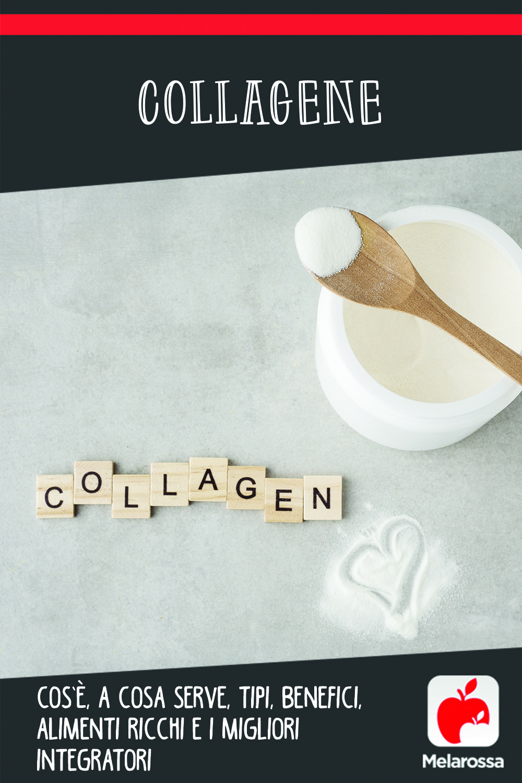 collagene: cos'è, a cosa serve, benefici per pelle e ossa e migliori integratori