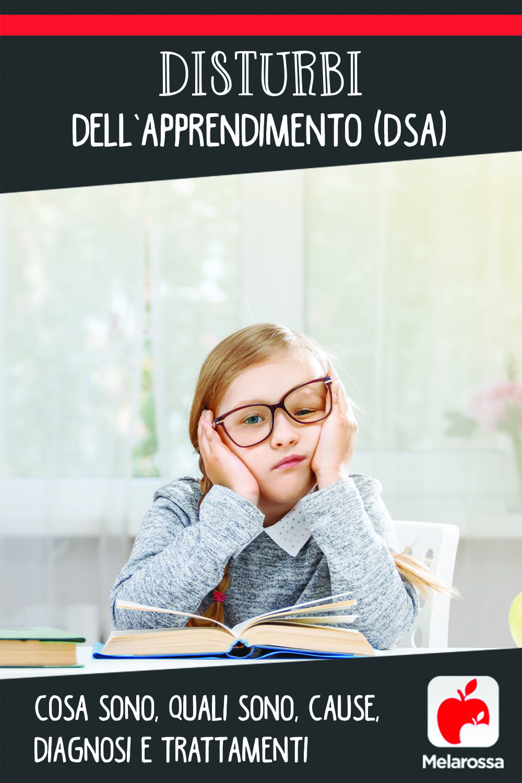 DSA: disturbi specifici dell'apprendimento