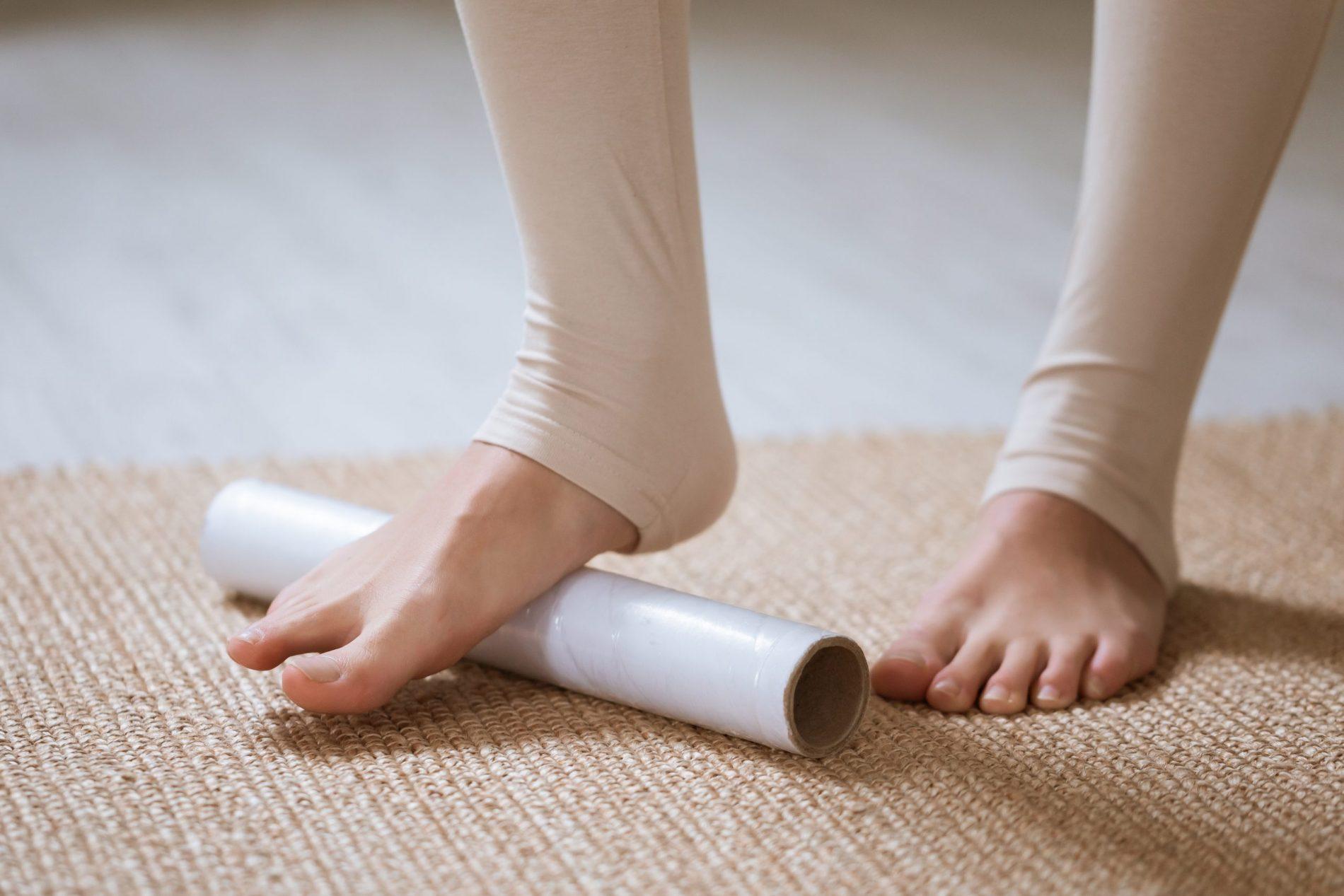 esercizi per combattere le gambe gonfie